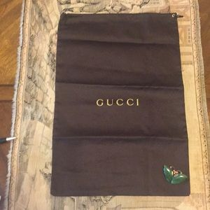 #203 GUCCI Dust Bag